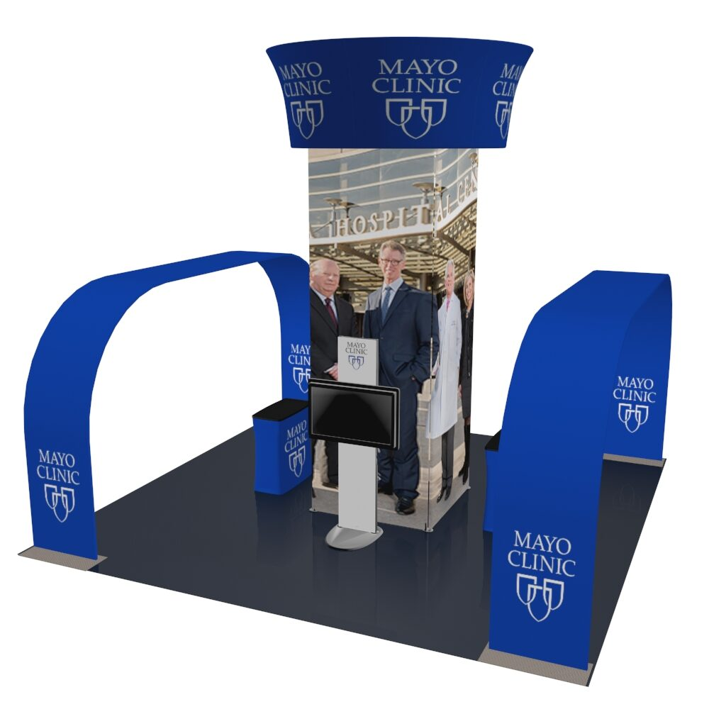 Our 20x20 Booths Bermuda